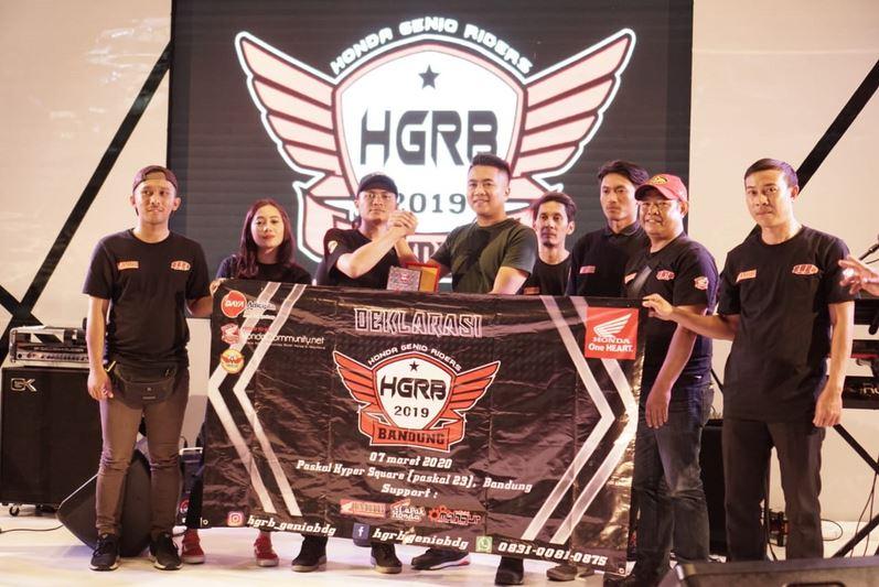 Honda Genio Riders Bandung