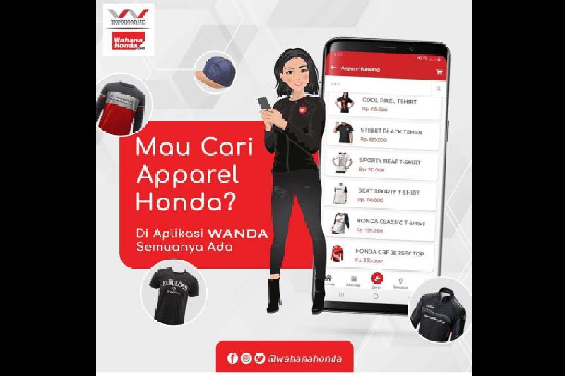 Aplikasi Wanda