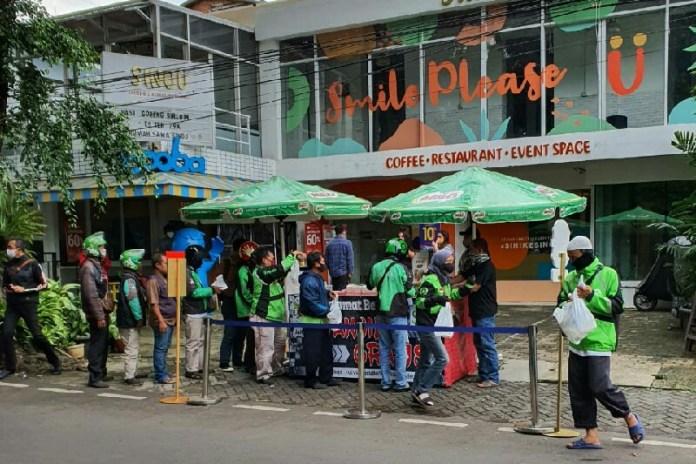 GTVS Jakarta Berbagi