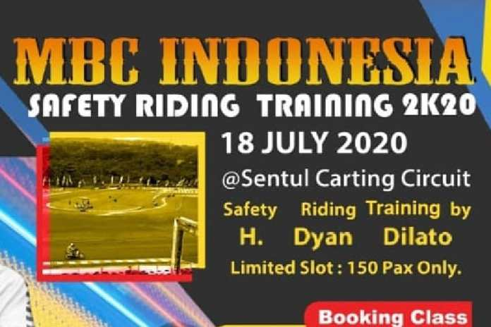 Safety Riding Course
