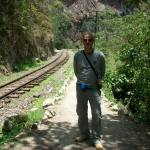railway to aguas calientes
