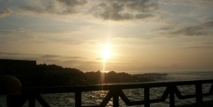 mollendo sunset