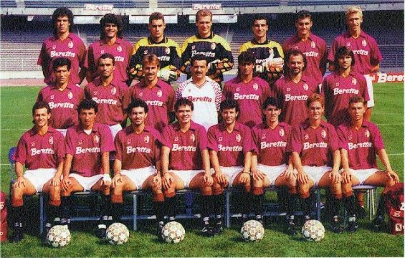 Il Torino 1991/92