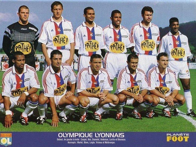 Il Lione 2000-2001