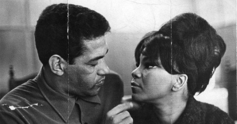 Garrincha con Elza Soares