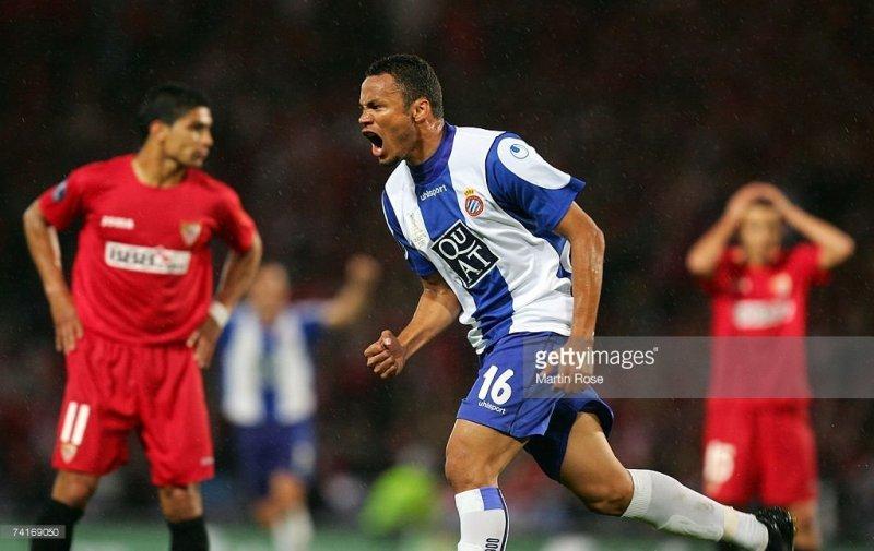 L'esultanza di Jonatas dopo aver realizzato il 2-2. (Getty Images)