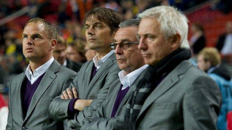 Van Marwijk e la nuova leva olandese: Cocu e De Boer