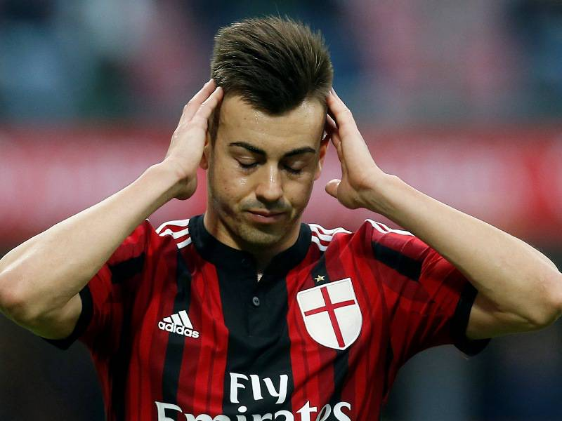 el shaarawy infortunio