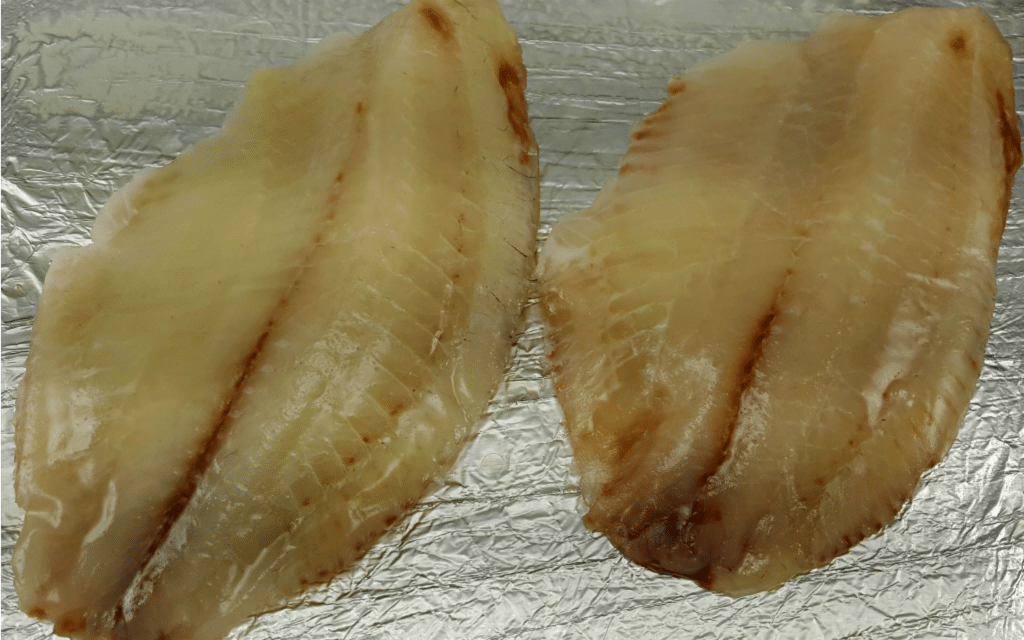 Broiled Tilapia Parmesan for Two -zonacooks