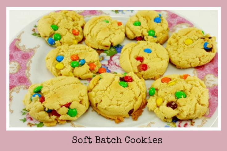 Soft Batch Cookies for Two - zonacooks