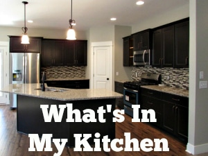 What's In My Kitchen