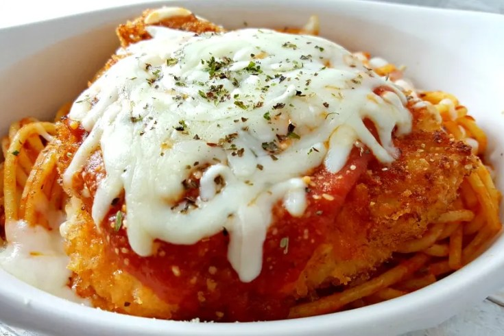 Chicken Parmesan Recipe for Two - Best recipe, easy and quick too!