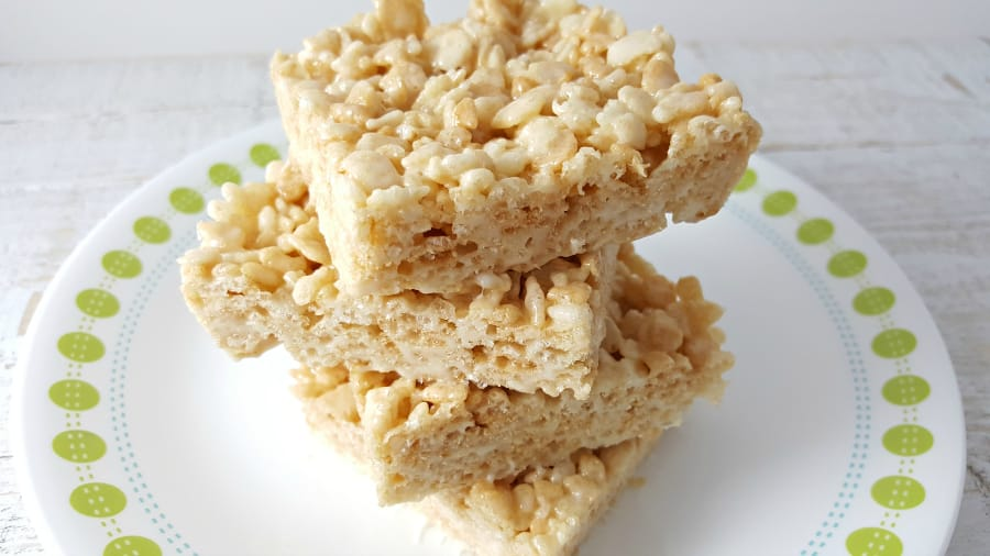 Gooey Rice Krispie Treat Recipe – Small Batch