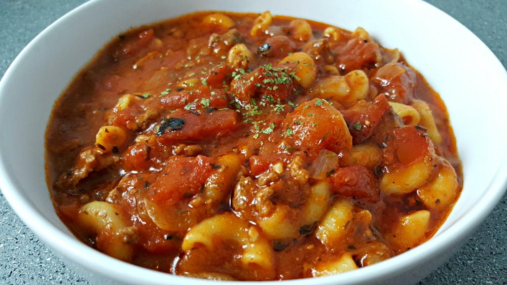 Easy One Pot American Goulash Recipe
