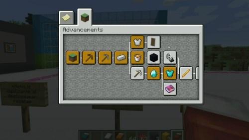 Minecraft 1.12 nuevos Logros