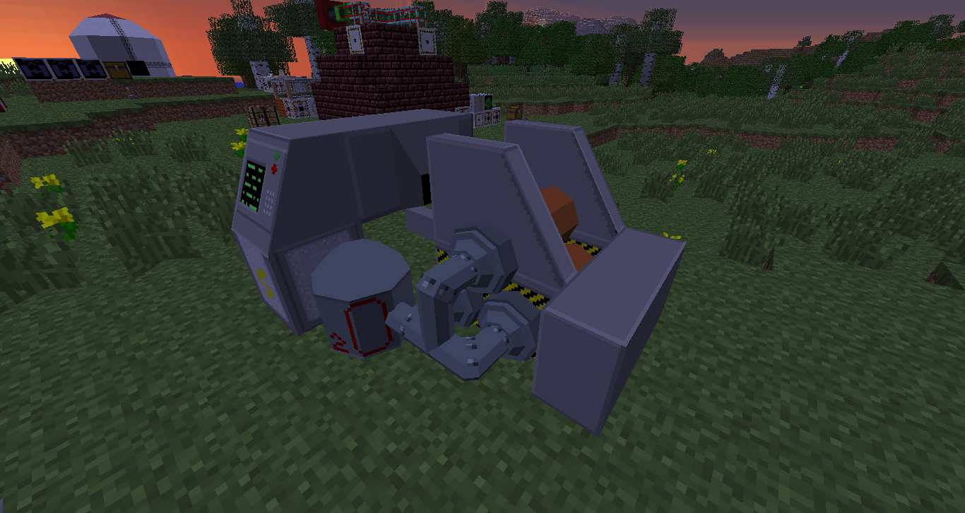 Advanced-Rocketry-Mod-7