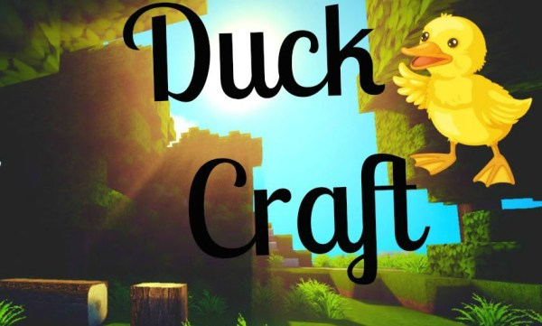 Duck Craft mod