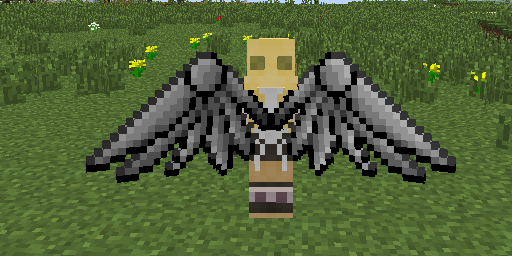 Cosmetic Wings Mod 3