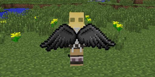 Cosmetic Wings Mod 5