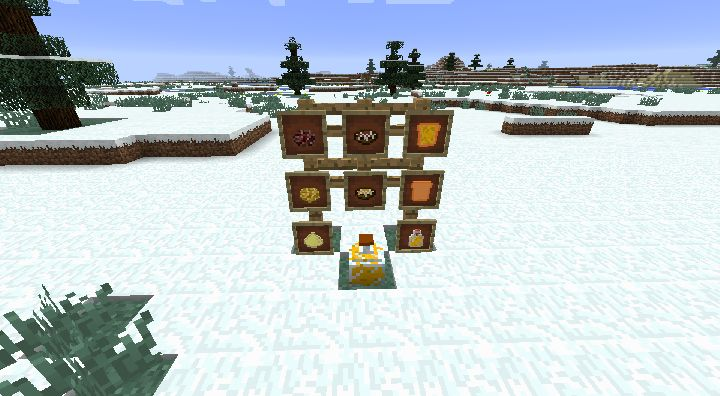 Forge Your World Mod 4