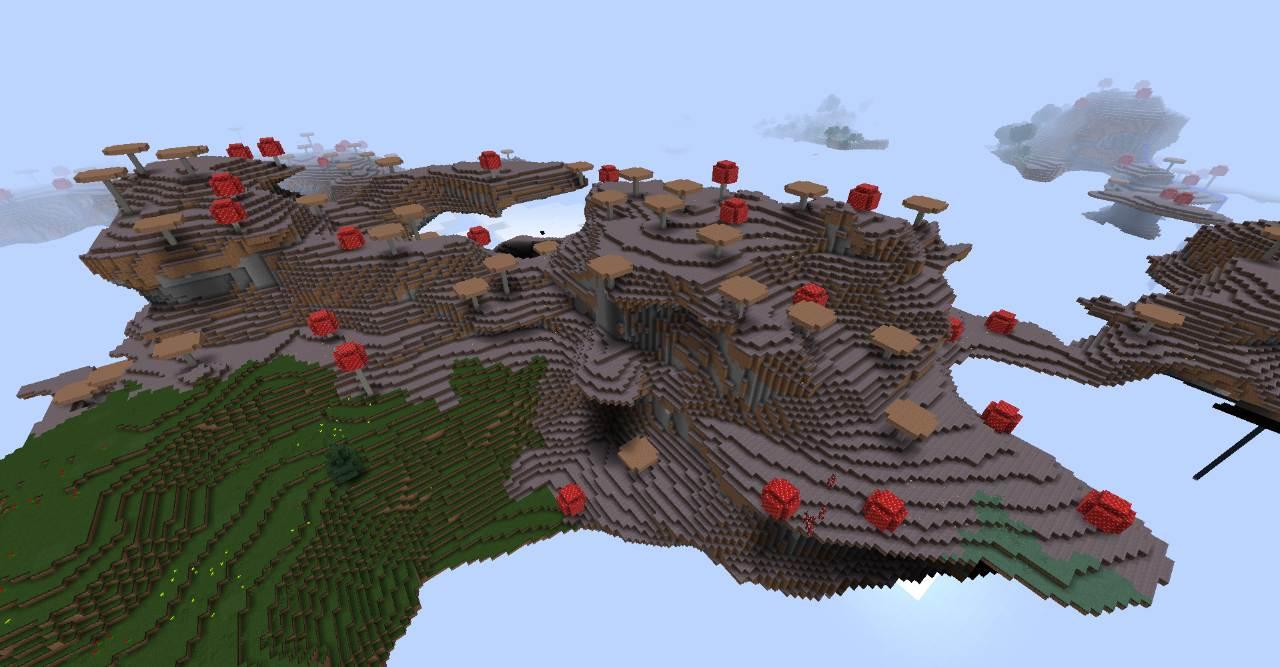 Sky Islands Mod