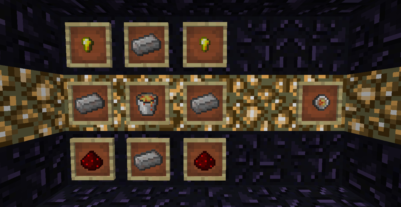 Craftable Obsidian Mod 5