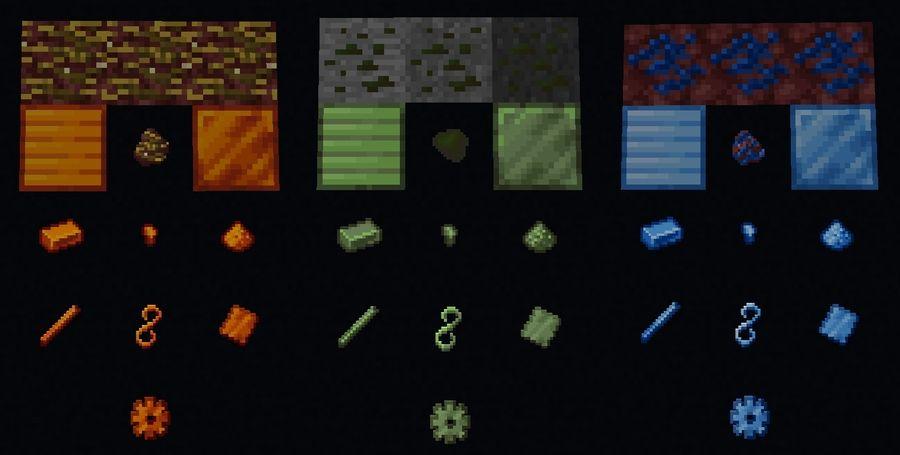 OresAllEasy Mod 3