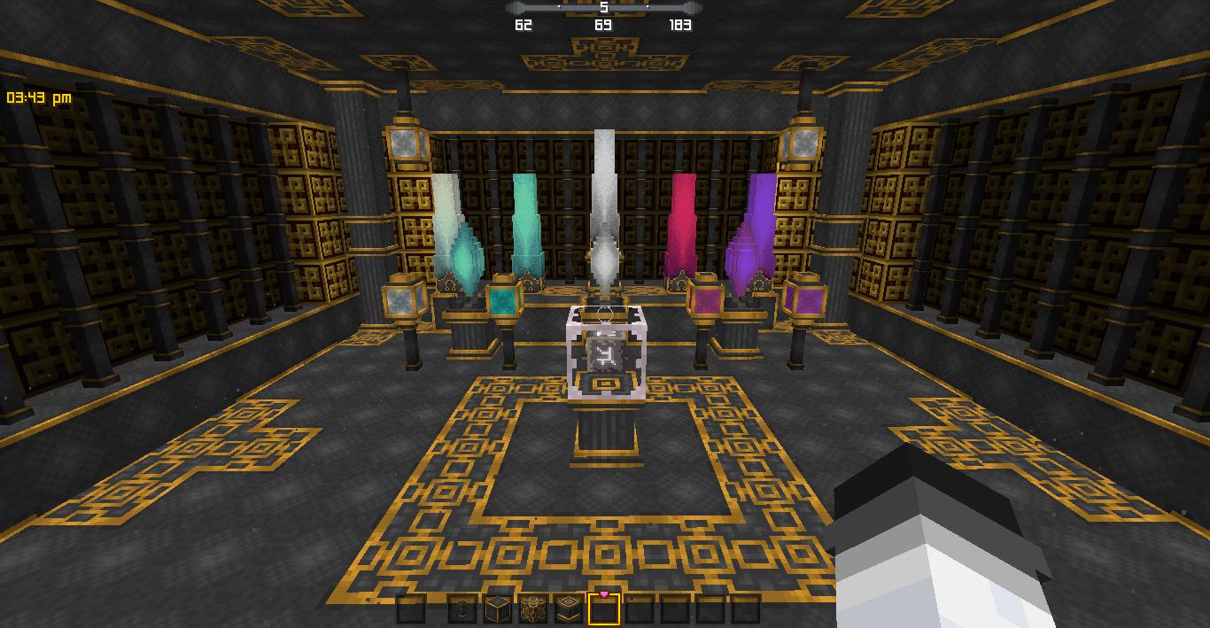 Arcane Lamps Mod 2