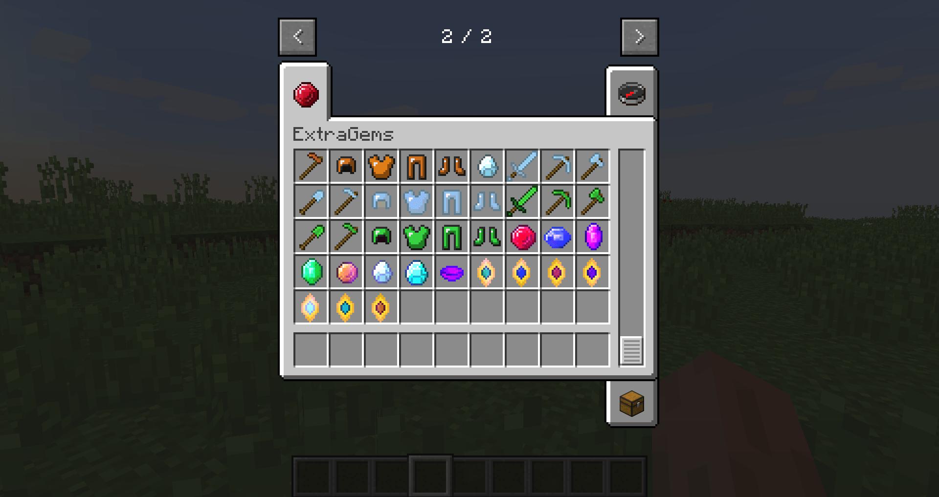 ExtraGems Mod 3