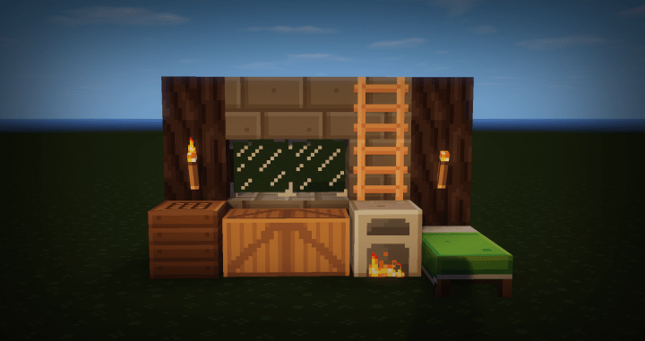 Olicraft Texture Pack 4
