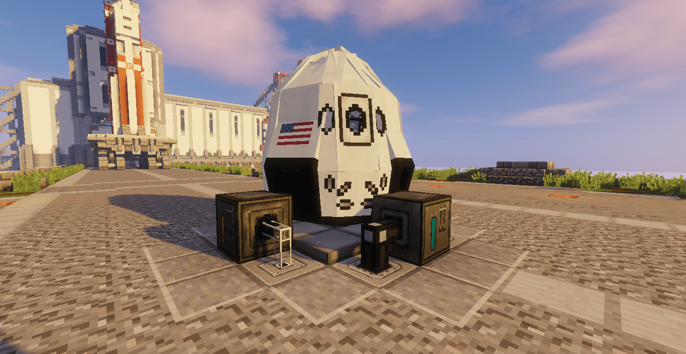 SpaceX-Mod8