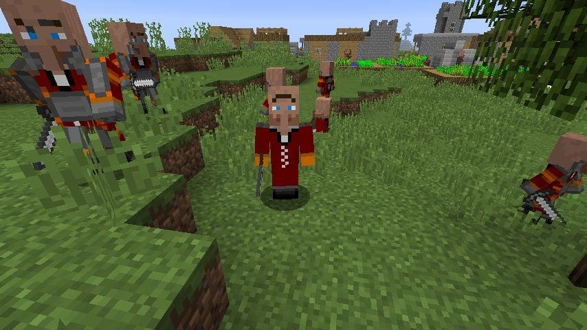 Coherent Villages Mod3