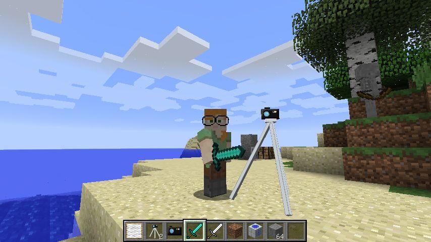 Mine Camera Mod 5