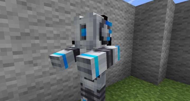 Futuristic Robotics Mod 2