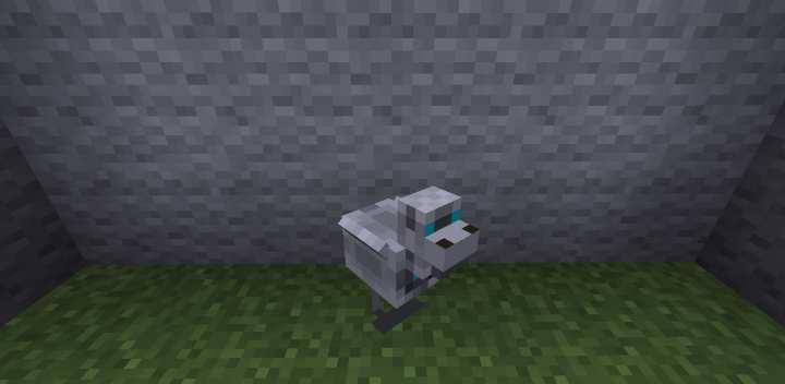 Futuristic Robotics Mod 4