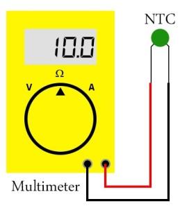 Pengertian Ntc Negative Temperatur Coefficient Aplikasi Ntc Dan