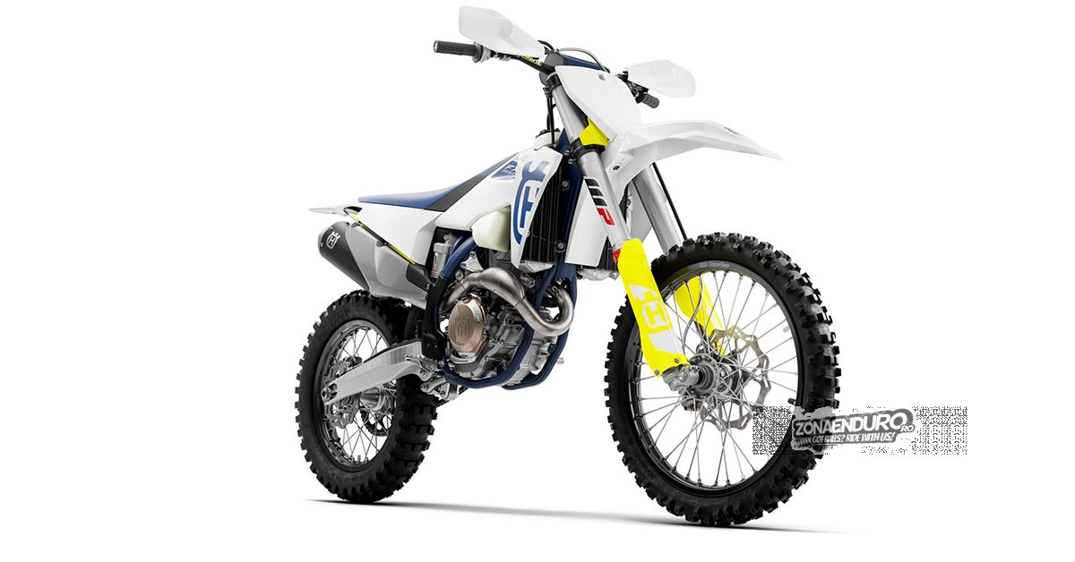 NEW HUSQVARNA TX AND FX MODELS MOTOCROSS RANGE 2020. TWO