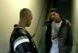 [VIDEO] Adrian y Junior dos delincuentes muy calientes