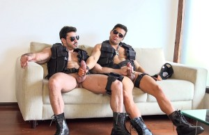 [VIDEO] Diego Mineiro & Richard – Bareback Swat