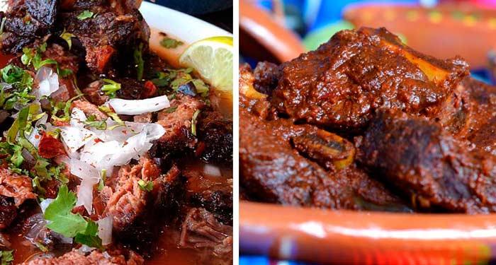 Receta Birria Tatemada estilo Jalisco  Zona Guadalajara