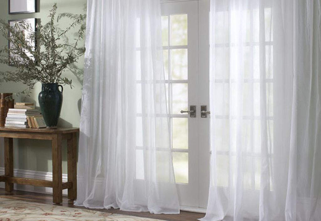 Ideas de cortinas para saln A decorar