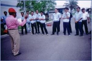 Teknik-teknik Pelatihan Kesehatan Dan Keselamatan Kerja