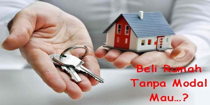 beli rumah tanpa modal