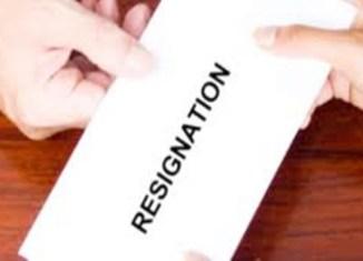 resign kerja mendadak