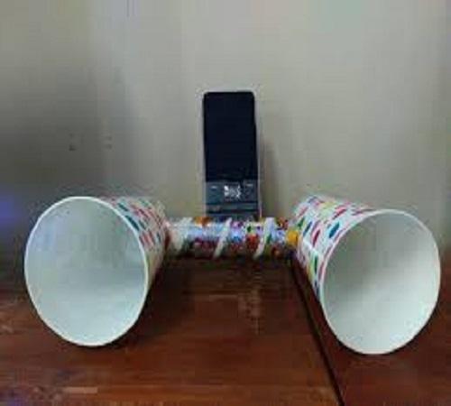 Kreatifitas Speaker Dengan Barang Bekas - Fairus Majid ...