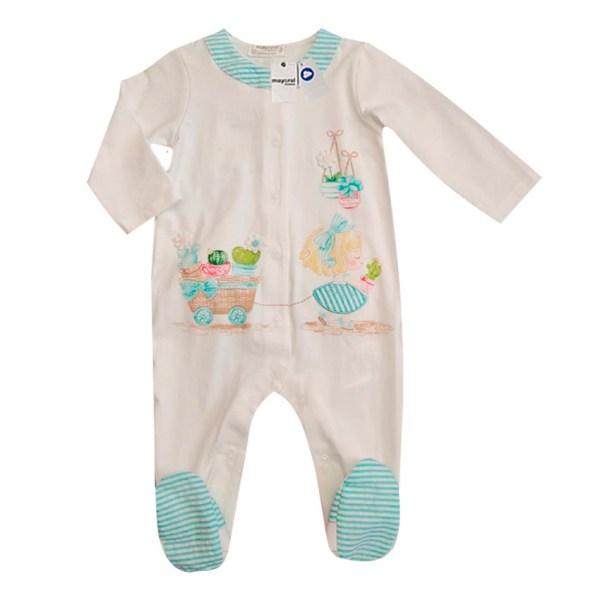 Pijama Mayoral azul