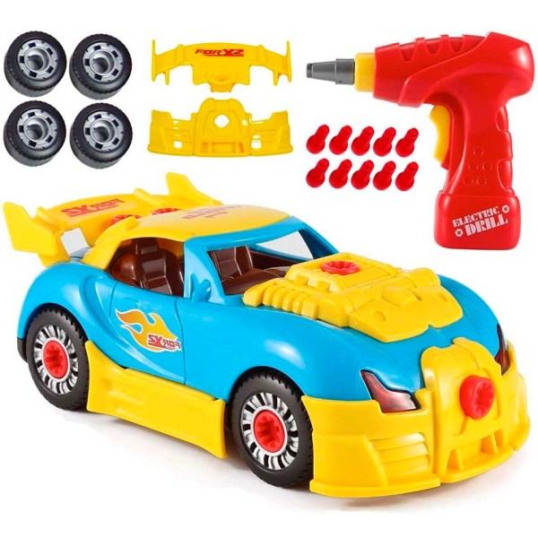 Carro con herramientas