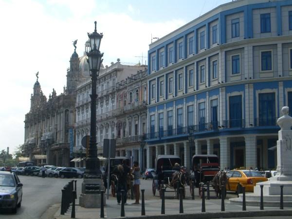 Paseo Del Prado La Habana Zona Libre Radio 1