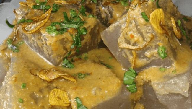 makanan & oleh-oleh khas sukabumi