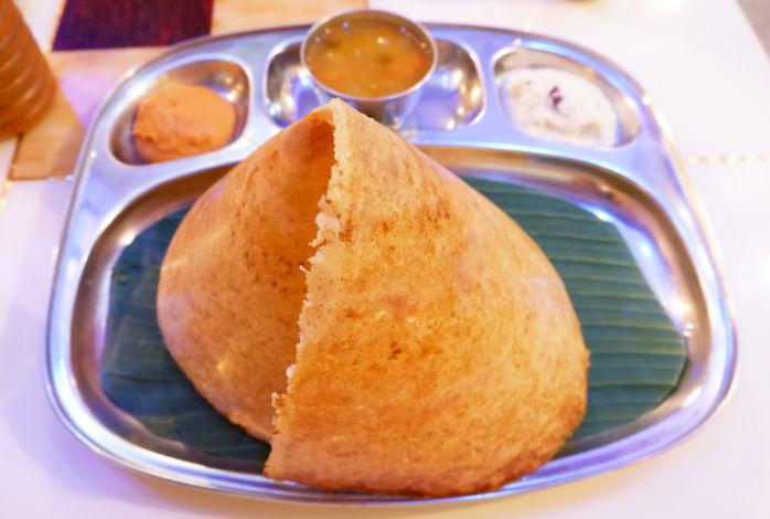 makanan & oleh-oleh khas india